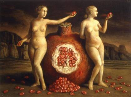 Pomegranate Symbolism