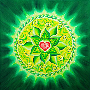 Chakra Activation Workshop Series – Day 15 – Heart Chakra, Anahata