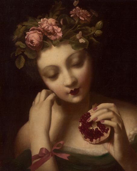 The Blood of a Pomegranate - Stephen Mackey